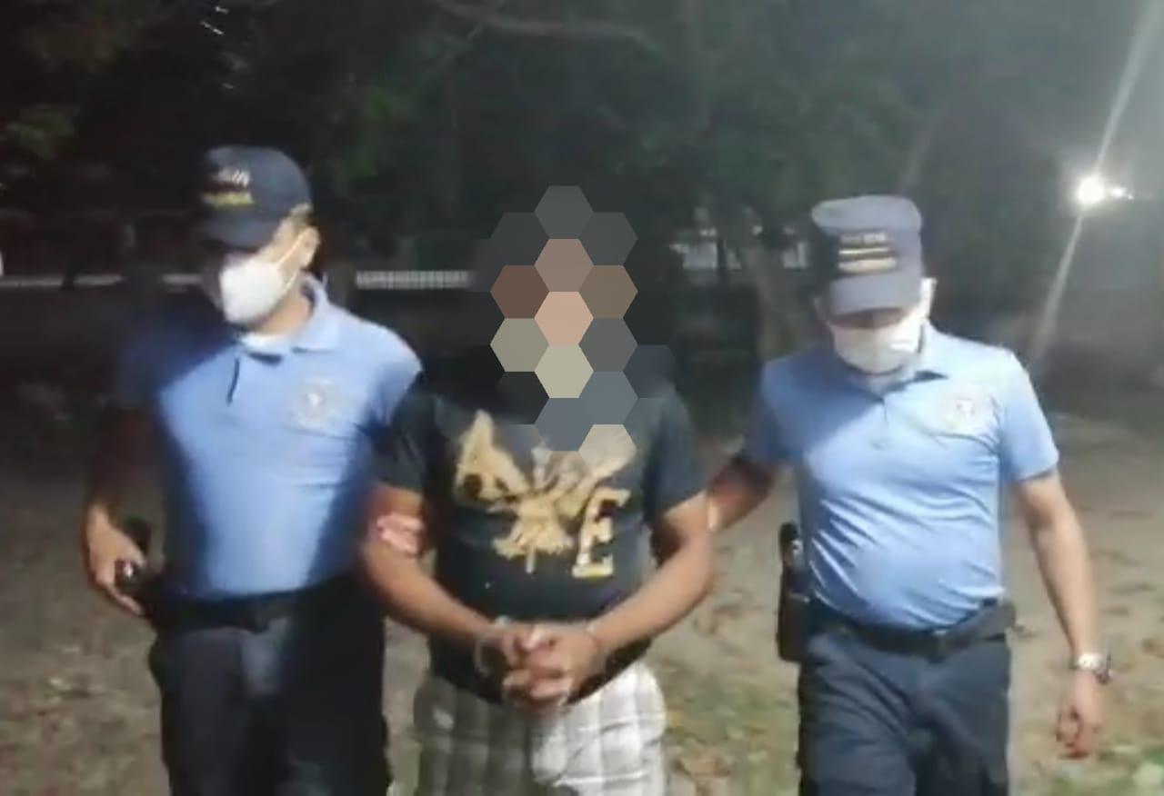 Detienen a Hombre por agresión sexual contra su ex pareja en Santa Rita, Yoro