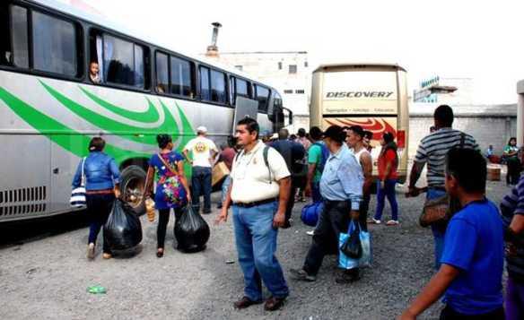 Reinicia operaciones la empresa de buses interurbanos Discovery