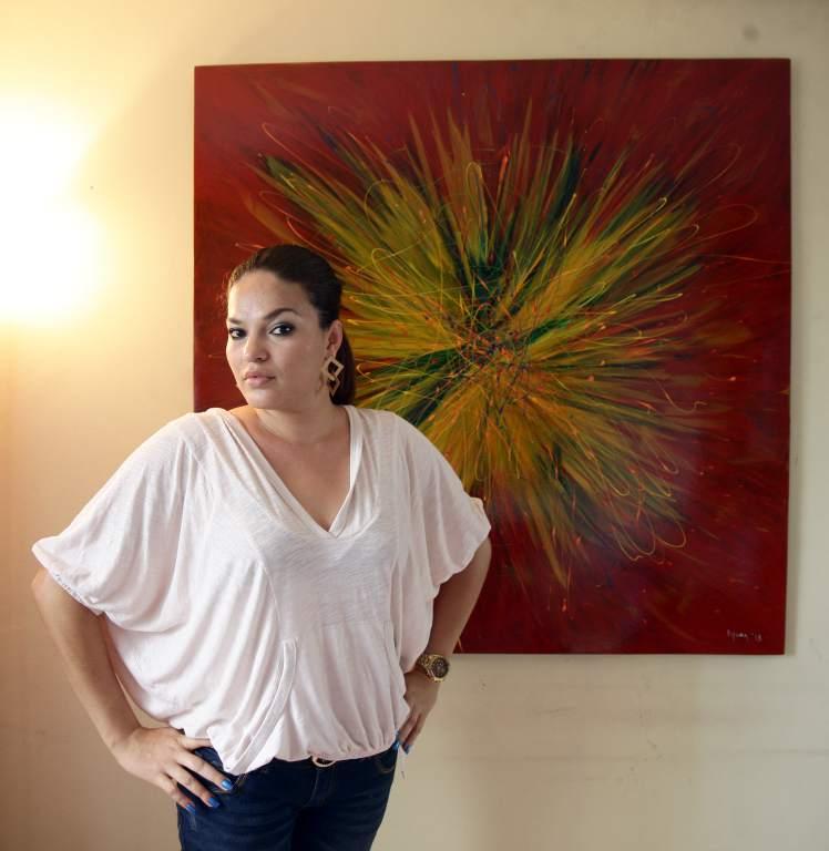 Sabías de las ¨Galerías Ambulantes¨ de la hondureña Nora Buchanan?