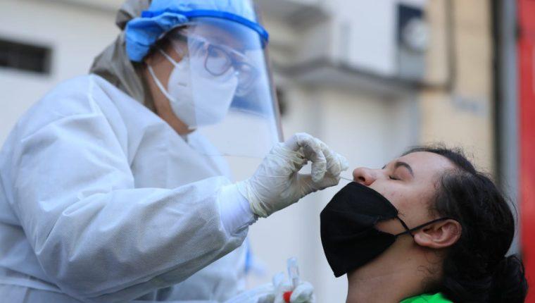 Salud busca adquisición de pruebas de antígeno a través de la OPS