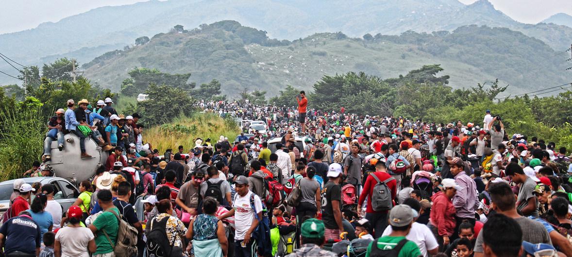 DINAF articula esfuerzos con gobiernos locales para garantizar los derechos de migrantes