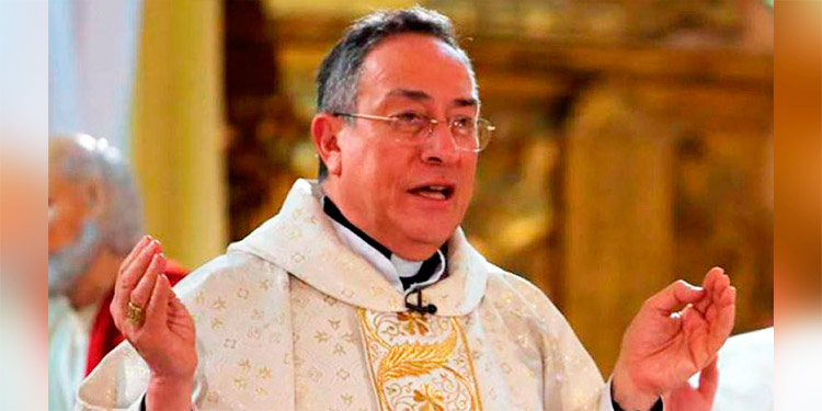 """Cardenal Rodríguez: """"El único salvador de Honduras es Jesucristo"""""""