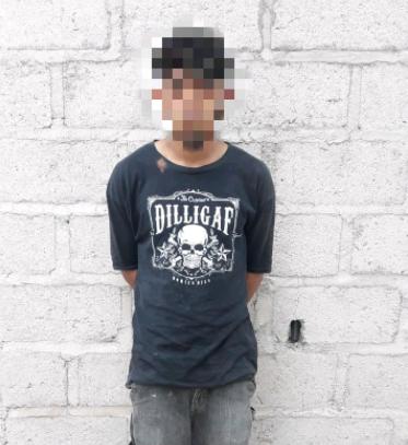 Detienen a ciudadano por el delito de tráfico de drogas