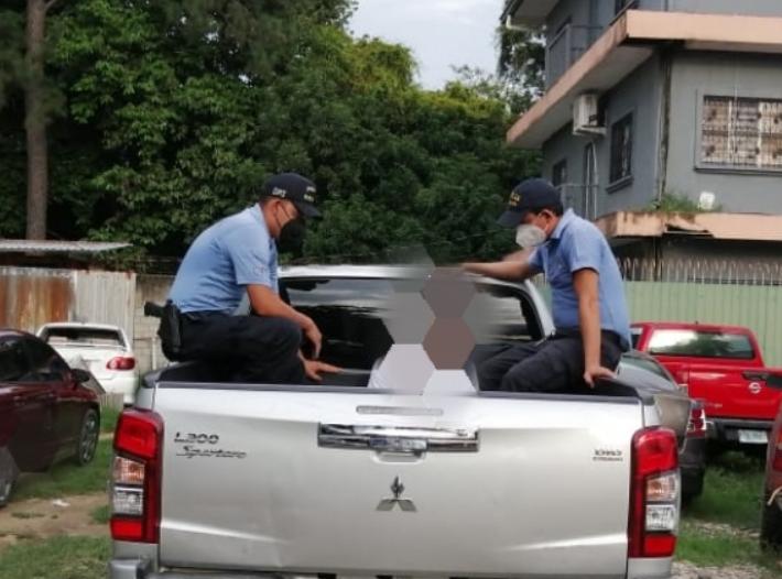 Supuesto gatillero de la MS-13 es arrestado por el ilícito de asesinato