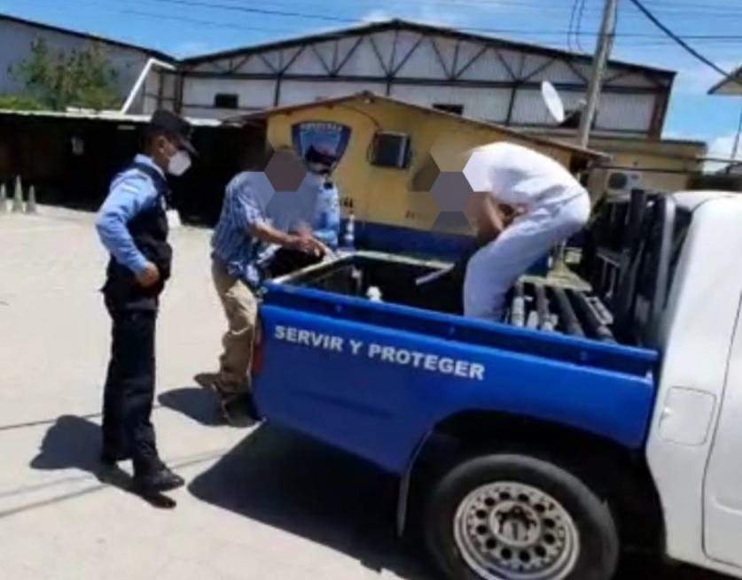 Capturados dos ciudadanos retornados por ilícitos de asesinato y homicidio