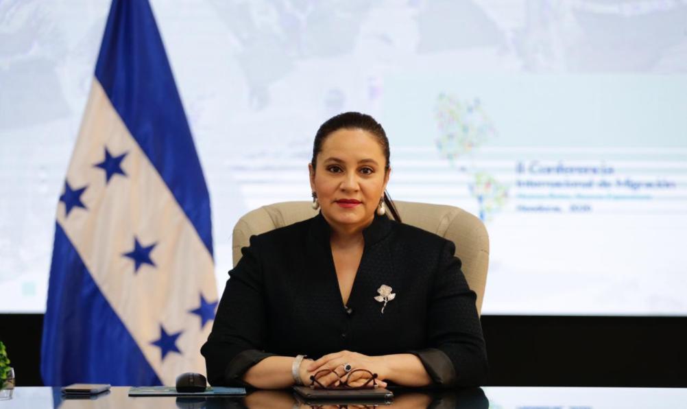 """Primera dama: """"No debemos satanizar a los migrantes, ellos no son delincuentes"""""""