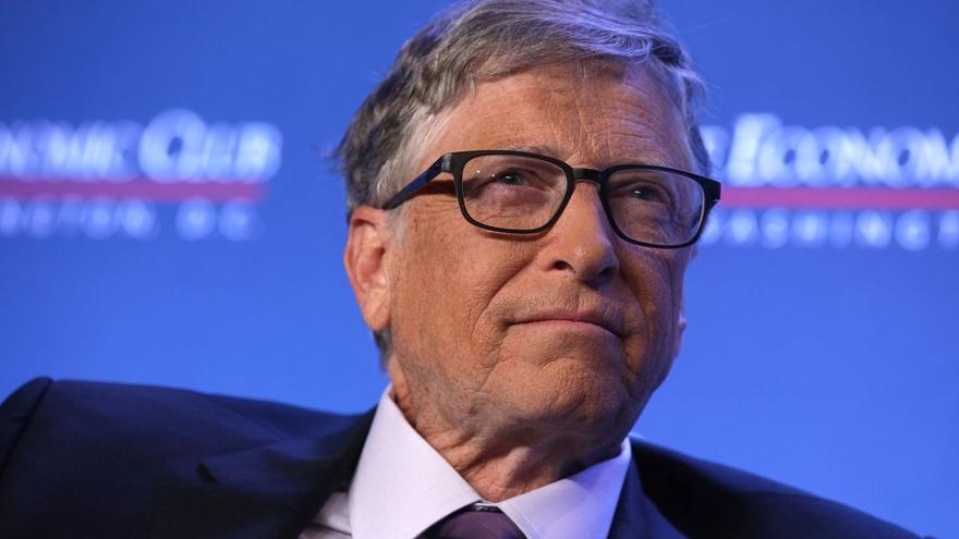 Bill Gates pronostica que la pandemia de covid-19 terminará en 2022