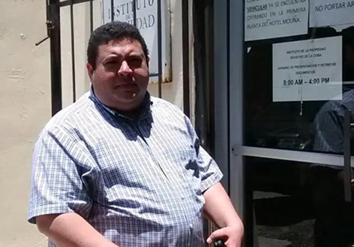 Fallece el director del Instituto de la Propiedad, Marco Tulio Padilla
