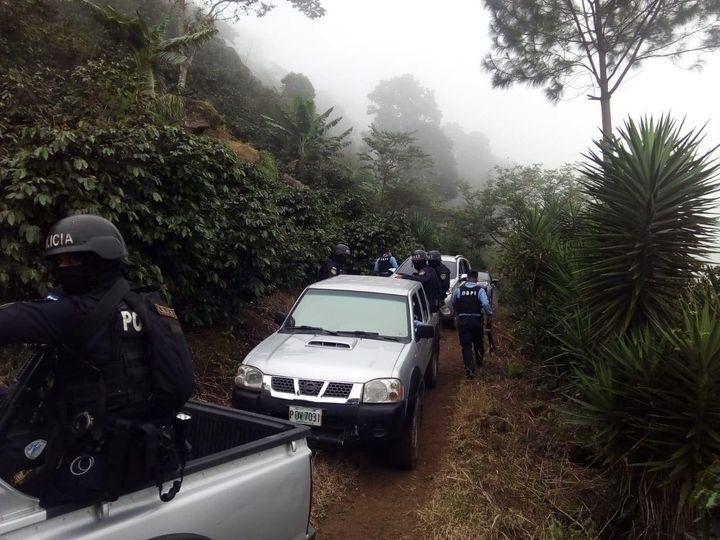 Capturan a tres supuestos asesinos de en Taulabé, Comayagua