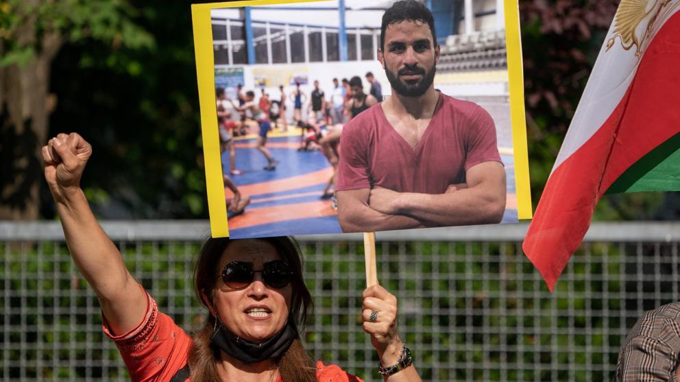 El campeón de lucha iraní Navid Afkari fue ejecutado pese a campaña internacional