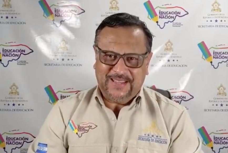 Ministro de Educación invita a fortalecer los lazos de amor y fraternidad en hogares hondureños