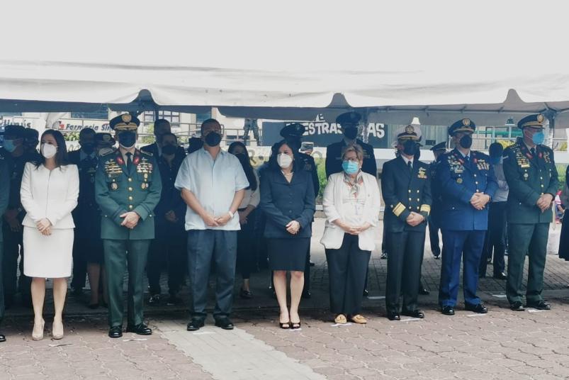 Alcaldía capitalina conmemora los 178 años de la muerte del general Francisco Morazán