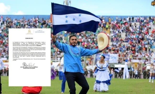 Secretaría de Gobernación:  Hay feriado nacional el 15 de septiembre