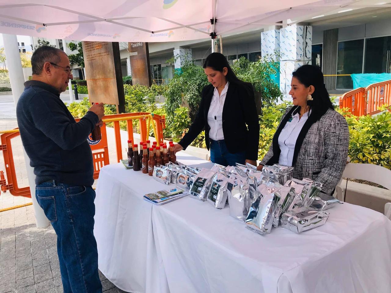 Más empresas del Consejo Hondureño del Sector Social de la Economía participarán en la III edición de la Feria Virtual ¨Honduras Consume Local¨