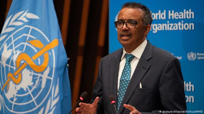 El jefe de la OMS alerta que «esta no será la última pandemia» e insta al mundo a prepararse mejor para la próxima