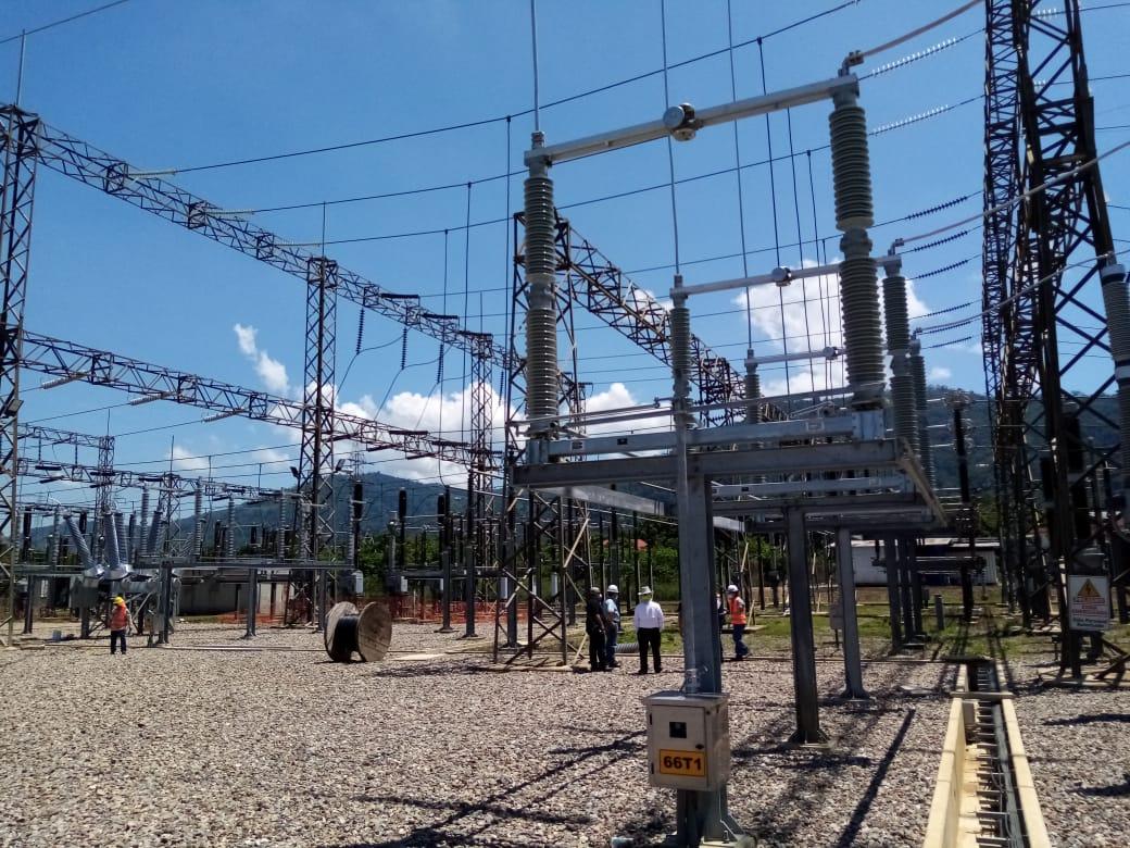 En un mes se habilitará nuevo transformador de potencia  en subestación Progreso