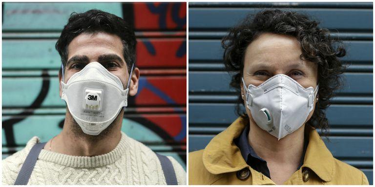 """Los expertos no recomiendan utilizar las mascarillas """"egoístas"""" con filtro"""