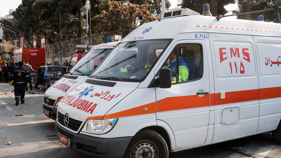 Se produce una fuerte explosión en Irán y reportan al menos un muerto y unos 20 heridos
