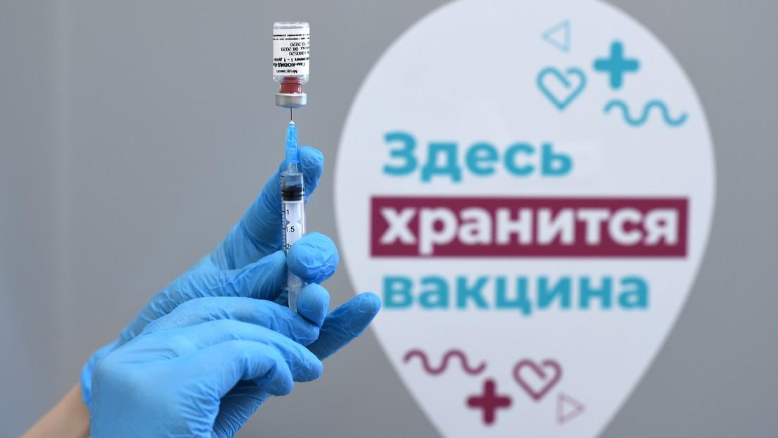 El centro ruso Véktor recibe patentes para su vacuna EpiVacCorona contra coronavirus