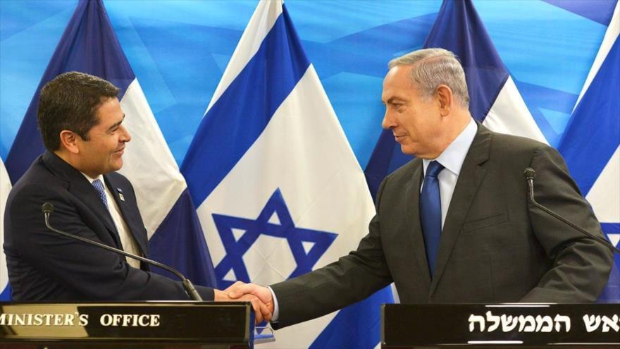 Primer ministro de Israel ratifica trabajo con presidente Hernández para apertura de embajadas en Jerusalén y Tegucigalpa