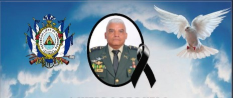 Muere el Teniente Coronel de Infantería Atilio Ruiz Fuentes por sospechas de Covid-19