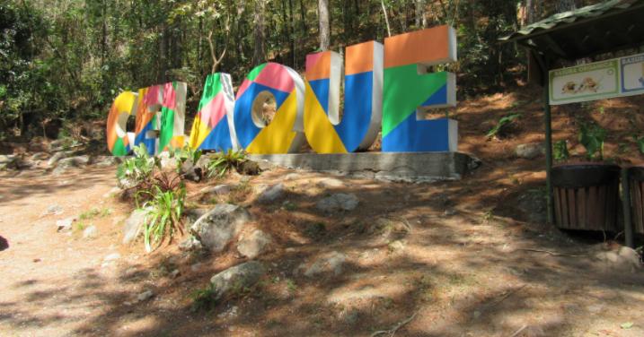 El hermoso Parque NacionalMontaña de Celaque