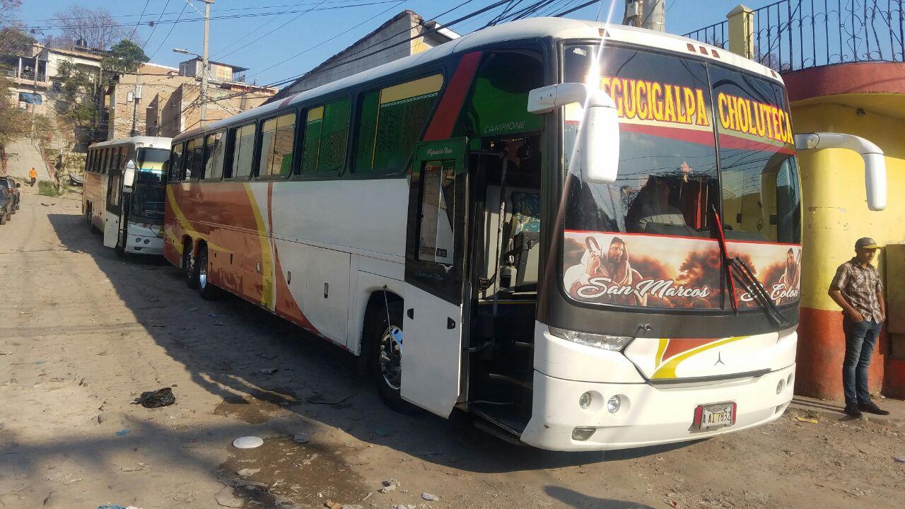Transportistas del sur piden bono para combustibles e insisten con matrícula gratis