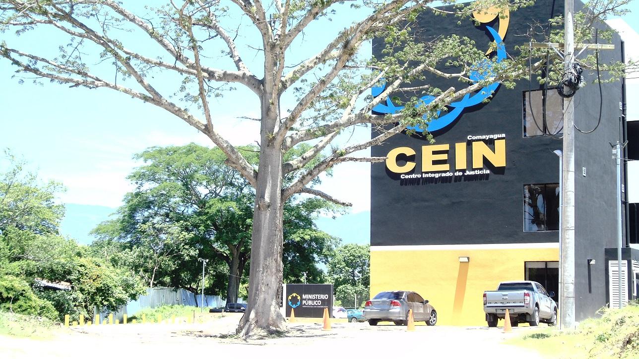 Seis acusados por porte ilegal de arma de fuego en Comayagua