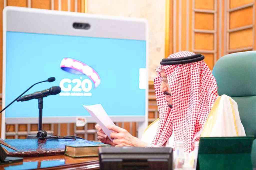 Cumbre del G20 se celebrará en noviembre de forma virtual