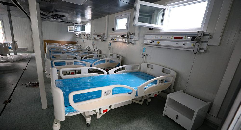 Firma externa hará una auditoria forense en los Hospitales Móviles