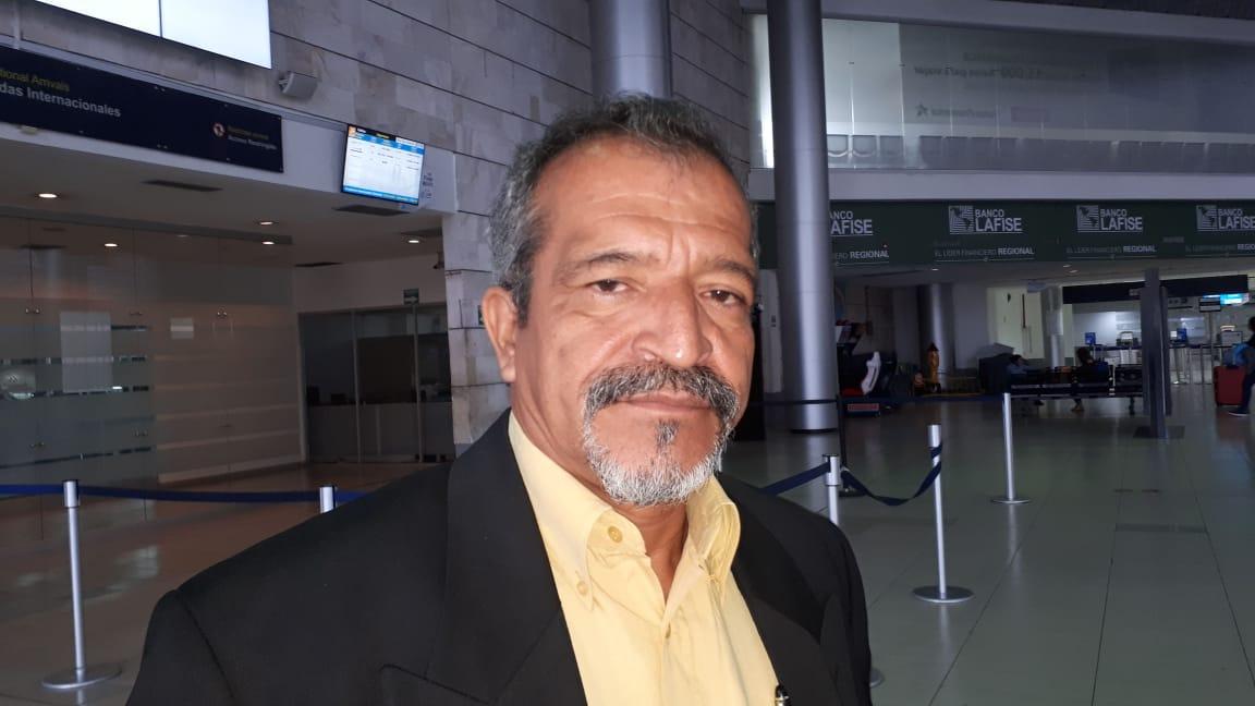 Hugo Maldonado: El hospital móvil de SPS es de calidad y no le hace falta nada
