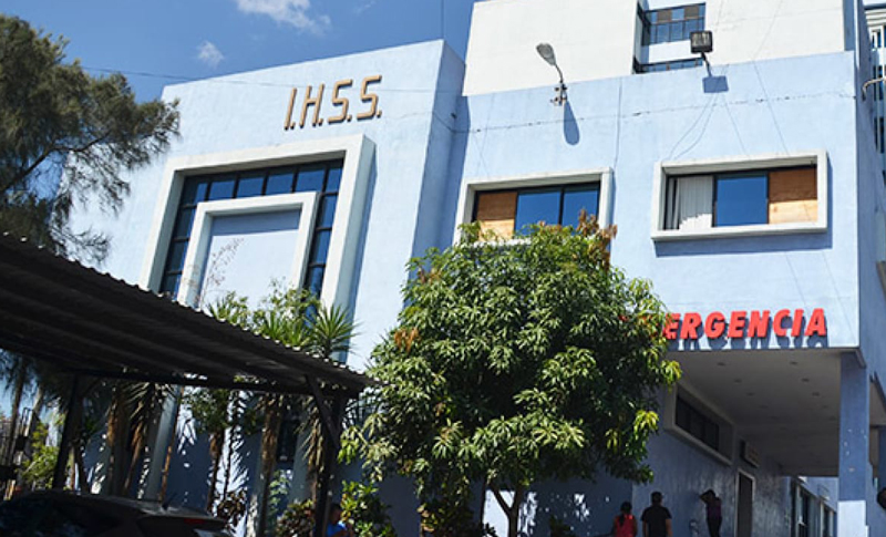 Una personas pierden la vida por sospecha de Covid-19 en el IHSS