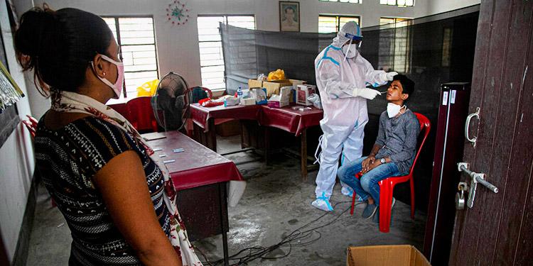 ¡Alarmante! India contabiliza más de 90 mil casos de Covid-19 en las últimas 24 horas