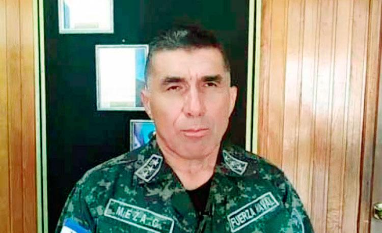 Capitán Domingo Mesa lucha por su vida tras contagiarse de Covid-19; un pulmón dejó de funcionar