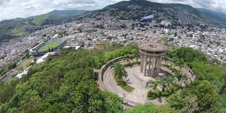 Conozca El Cerro Juana Laínez, símbolo de identidad nacional