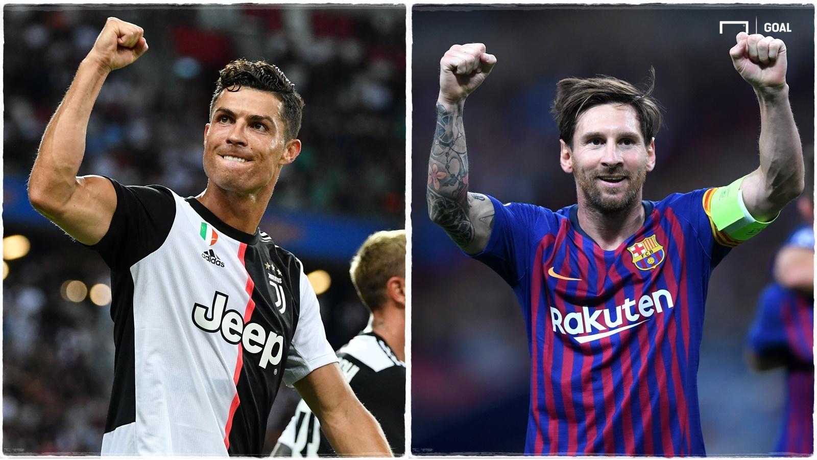 """""""Ronaldo te resuelve un partido en una jugada, Messi necesita diez"""""""