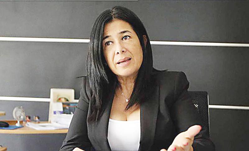 Miriam Guzmán comparece ante el Poder Legislativo sobre el proyecto de fortalecimiento institucional