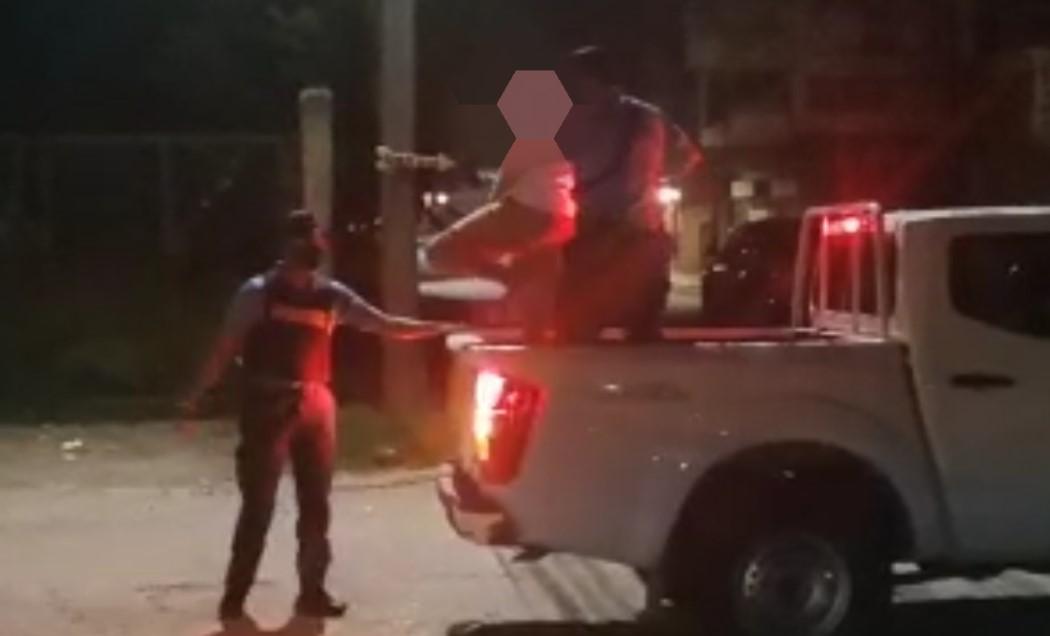 Por robo con fuerza capturan a un ciudadano en El Porvenir, Francisco Morazán