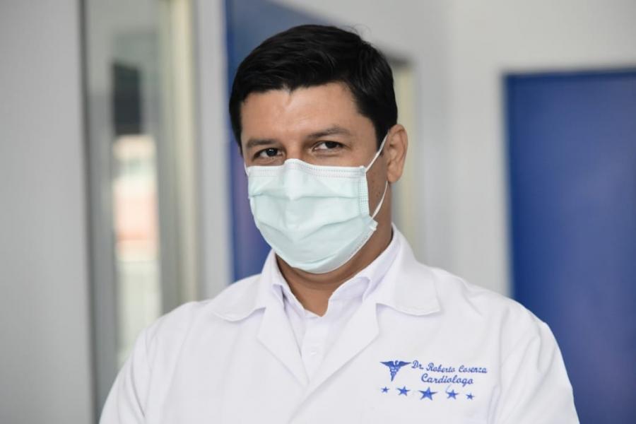 Viceministro de Salud: Curva del COVID-19 desciende por segunda vez