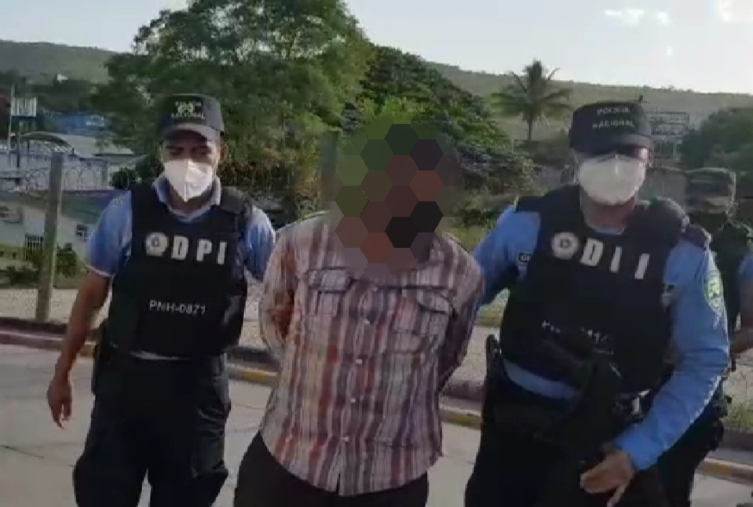 Capturan a supuesto violador especial de una joven con discapacidad en Talanga