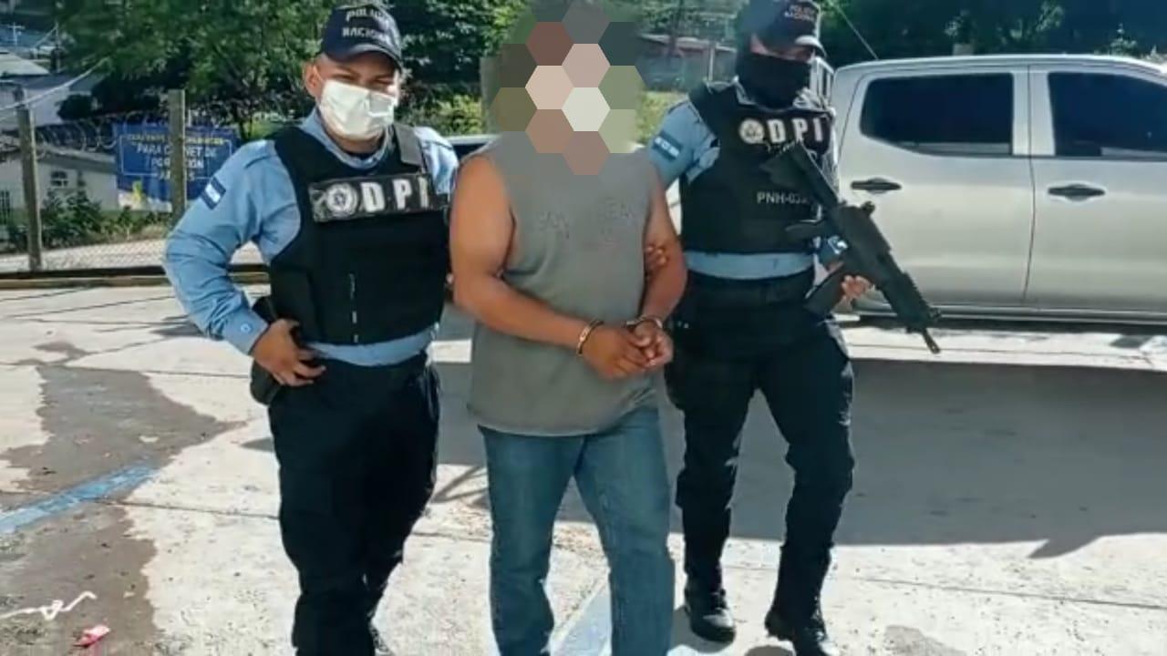 Capturan hombre por el supuesto abuso sexual de su sobrina política de 13 años en Comayagüela