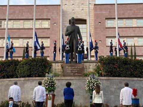 Con creatividad, Honduras conmemora el 199 aniversario de Independencia
