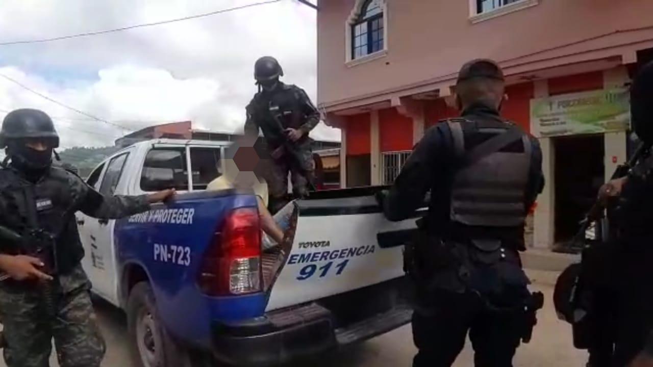 Arrestan a uno de los mayores distribuidores de drogas en el Valle de Jamastrán