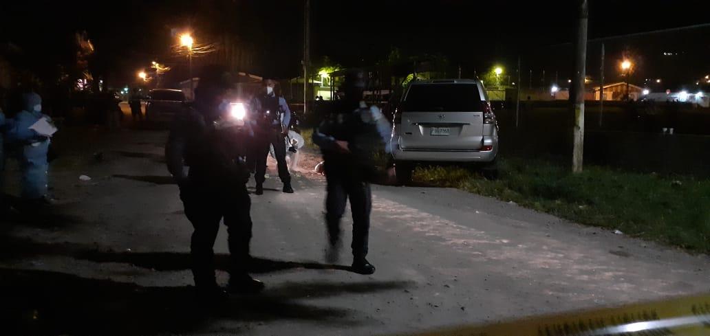 De varios disparos asesinan a joven en Siguatepeque