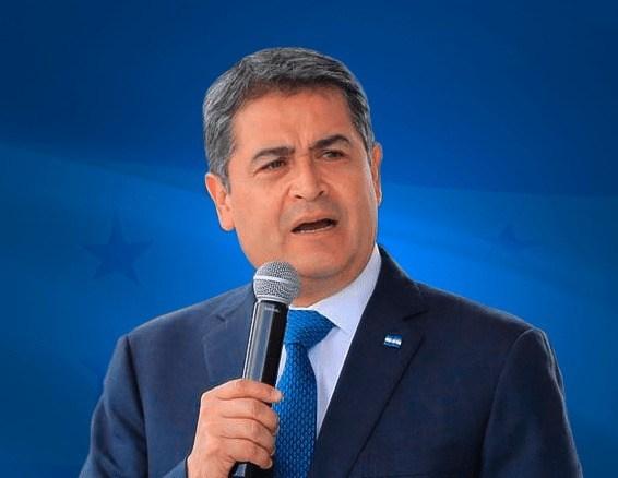 Presidente Hernández: «Con el llamado a elecciones internas convocado por CNE para el 2021, Honduras reafirma su vocación democrática»