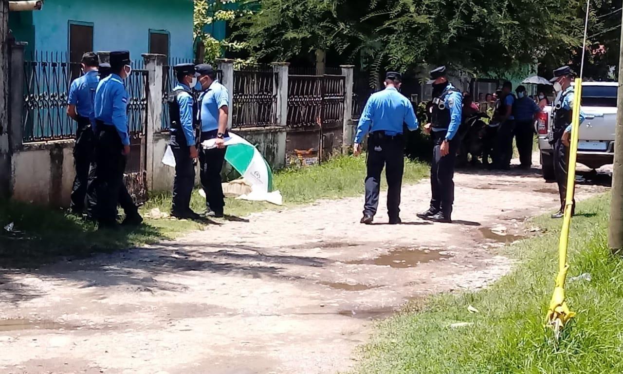 Sexagenario mata a su mujer y luego se suicida en  Santa Rita, Yoro