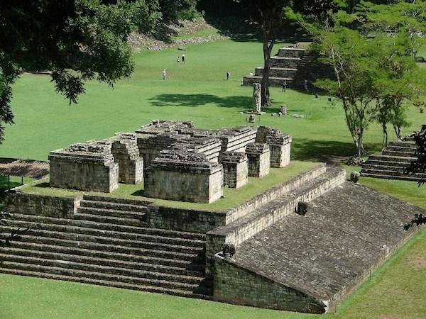 Resaltan cooperacióninternacional al Sitio Maya de Copán