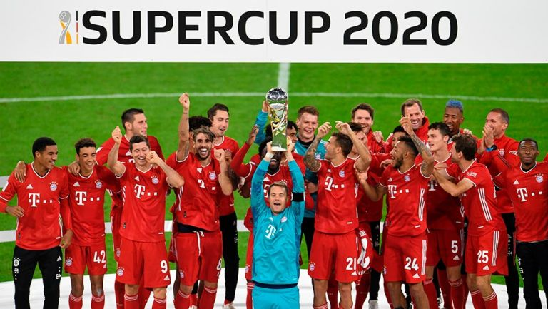 Bayern campeón una vez mas
