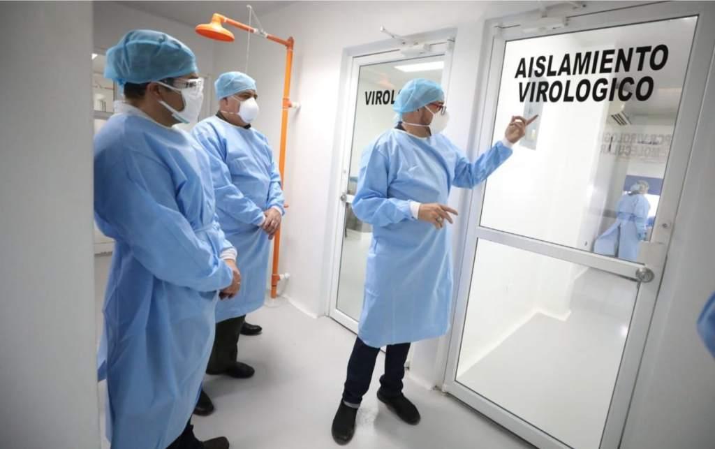 Microbióloga: «Laboratorios en La Ceiba y Copán darán una mayor respuesta ante el aumento de casos Covid-19»