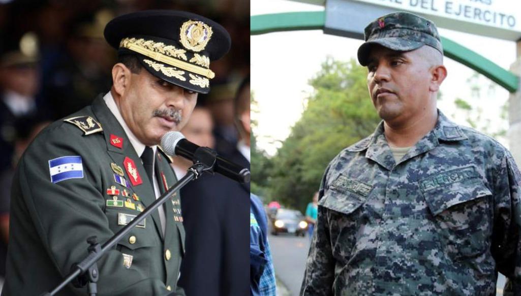 Sin conciliación en querellas presentadas por general Fredy Díaz contra Santos Orellana